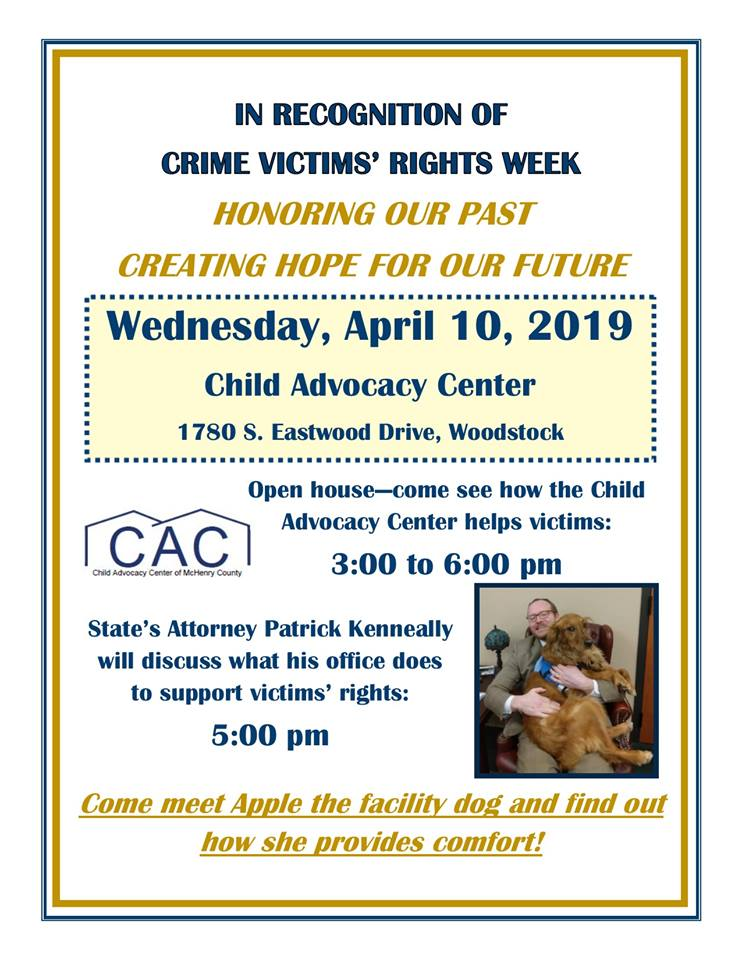 Crime Victims Rights week