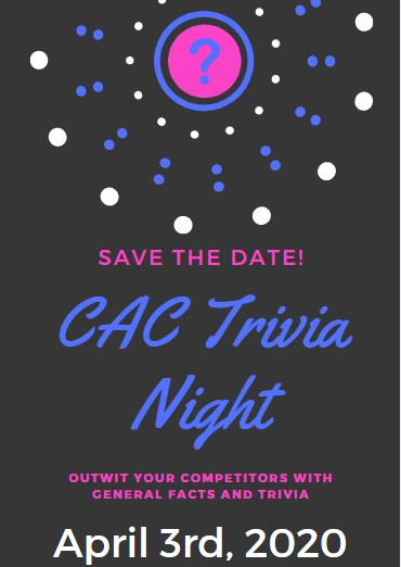 Trivia Night Save the Date